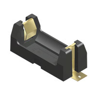 Cylindrical Cell Battery Holders
