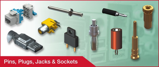Pins Plugs Jacks Sockets